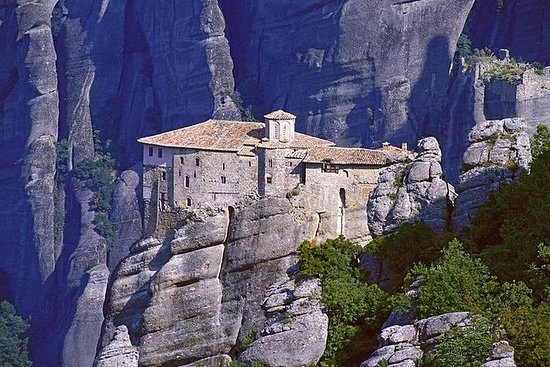 Meteora Full Day Tour fra Thessaloniki