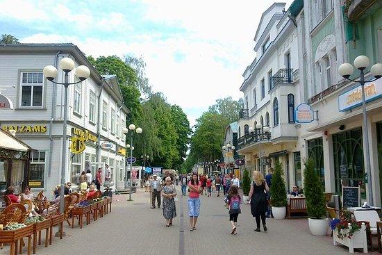 Tour privado a Jurmala desde Riga