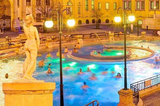 Accès aux bains Szechenyi à Budapest...