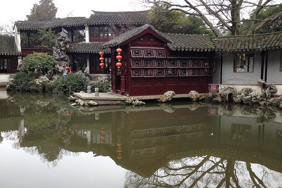 Private Day Tour of Suzhou and Tongli...