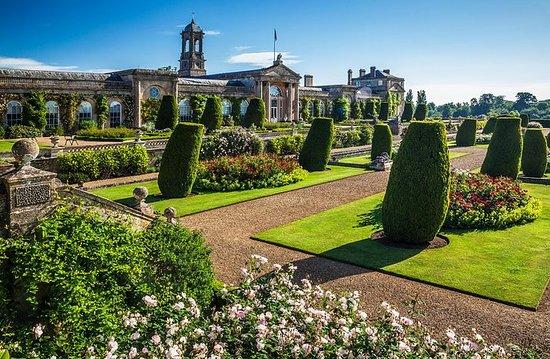 Majestueuses maisons et jardins d'Angleterre Black Taxi Tour de...