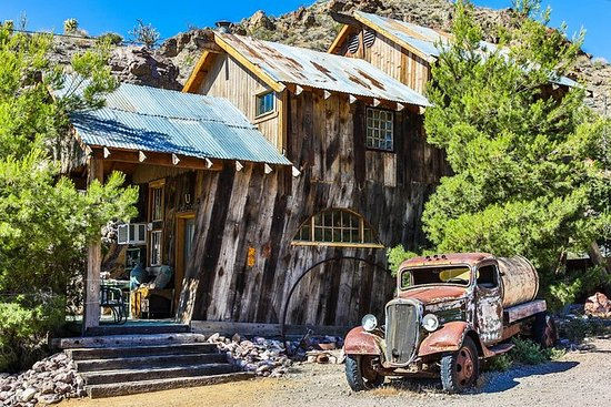 Eldorado Canyon og Techatticup Mine...