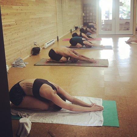 Hot Spot Yoga STA