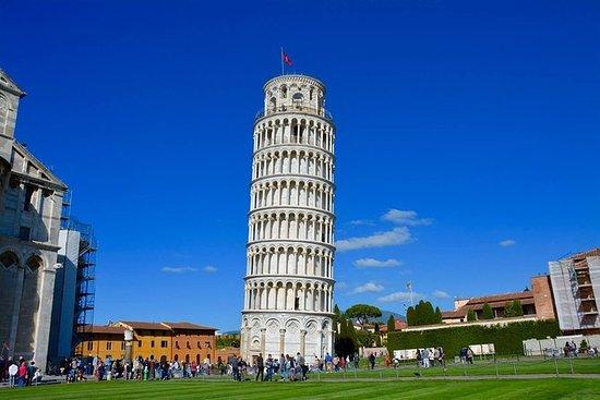 佛罗伦萨的私人托斯卡纳一日游,包括比萨斜塔