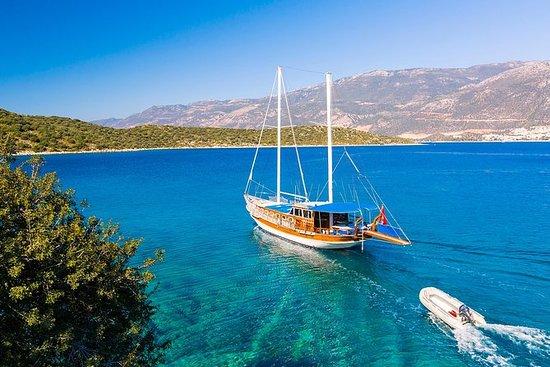 Kas Islands Cruise by Gulet