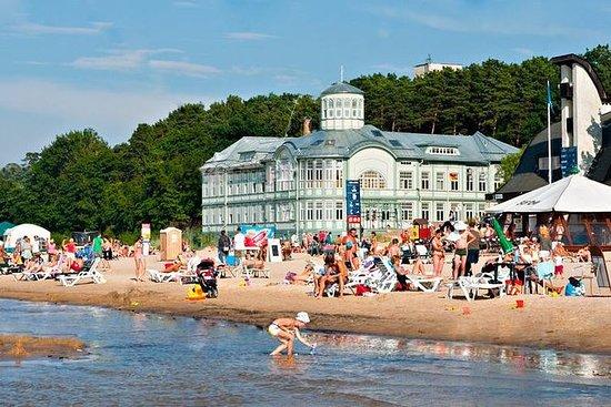 Halbtages-Privattour von Riga nach...