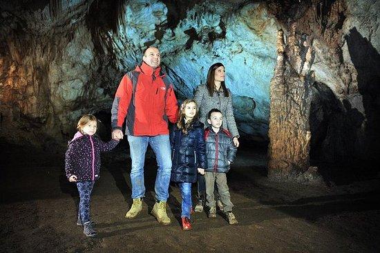 来自科托尔的Lipa Cave私人游览