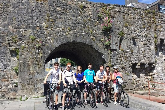 Privat guidet cykeltur i Galway City