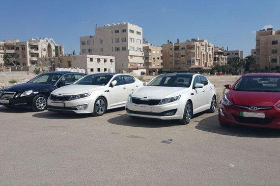 Dødehavet til Aqaba Transfer med...