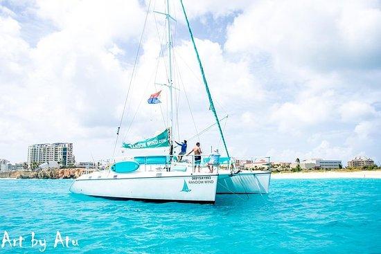 Charter privato in barca a vela a St