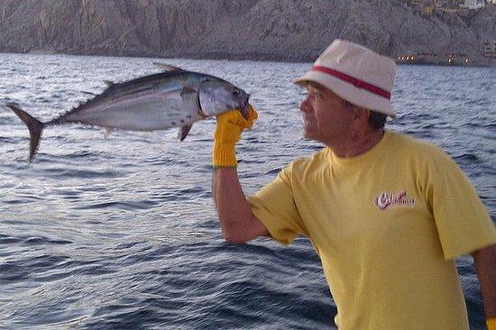 Tour privado: pesca deportiva en Cabo...