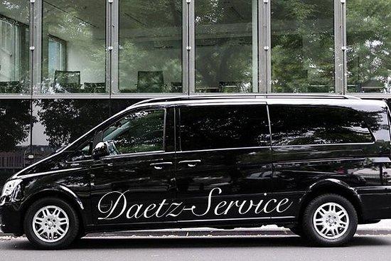 Business Van Shuttle à Munich