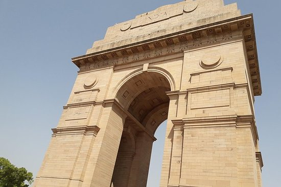 Delhi dagstur