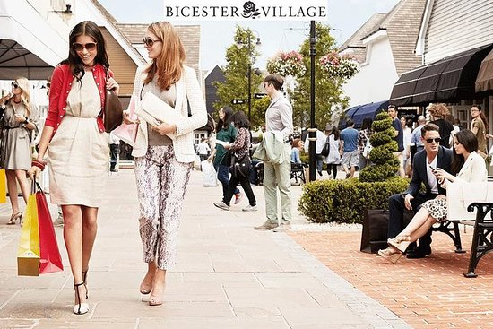 Shopping Tour del Bicester Village