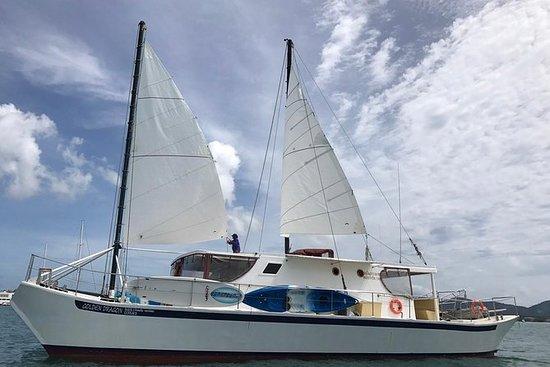45普吉岛双体船客运日之旅