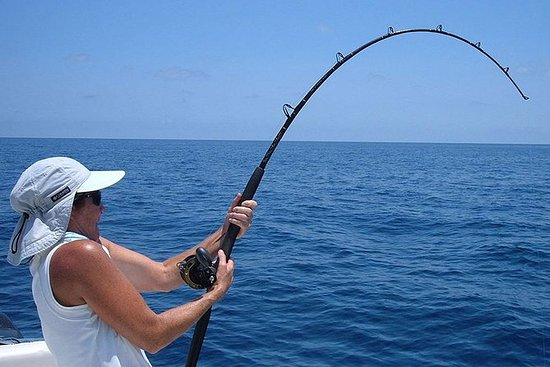 Barrier Reef Fishing