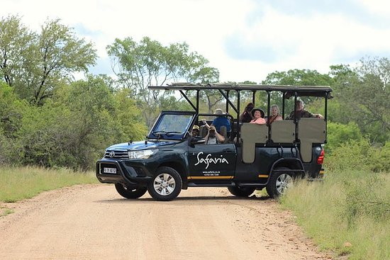 Premium Kruger Park Full-Day Private...