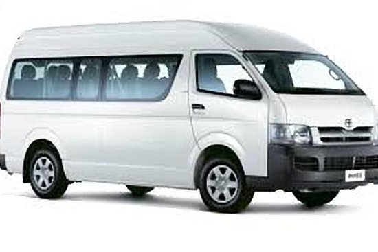 Minivan Transfert de l'aéroport à...