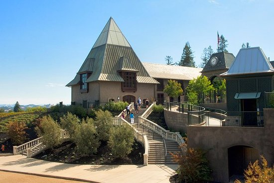 Custom Beer and Wine Tour of Sonoma...