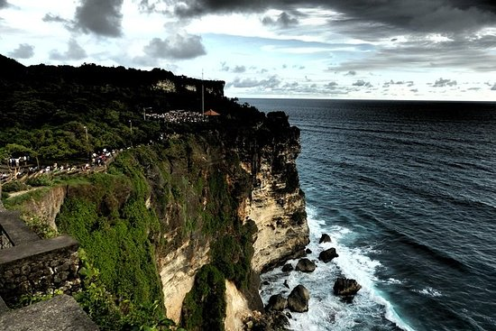 Tanah Lot and Uluwatu Temple Beach...