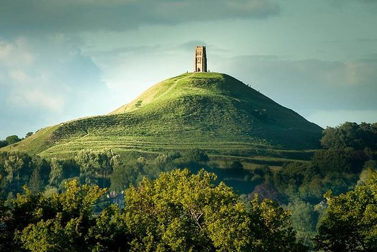 Glastonbury And The King Arthur Trail...
