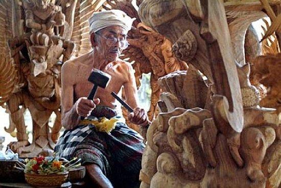 Bali Shopping en Cultuur Tour