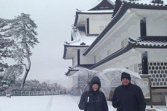 武士の町の金沢を、事情通のガイドが案内する少人数の1日ツアーで楽しみましょう…