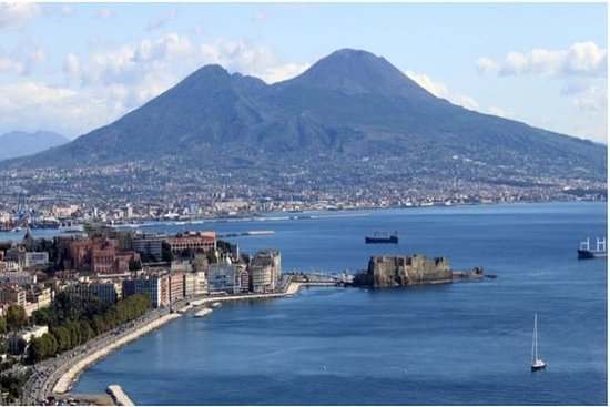 Pompei og Sorrento tur