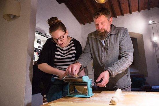 传统家庭烹饪课在博洛尼亚