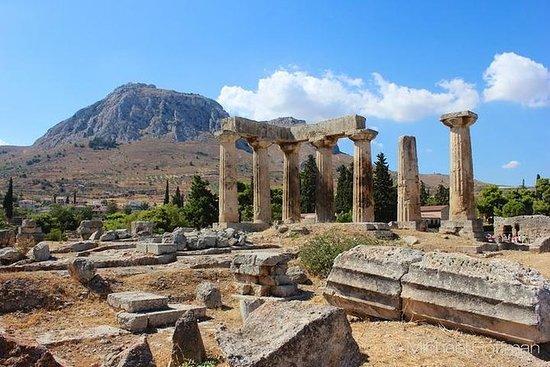 L'originale tour cristiano sulle orme di Paolo ad Atene e nell'antica Corinto: The original Christian tour on Paul's footsteps in Athens and ancient Corinth