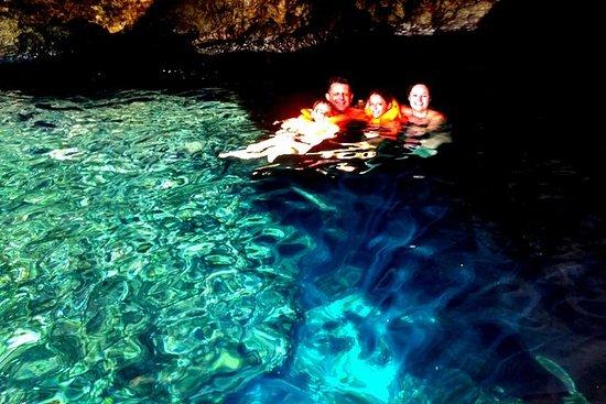 Blue Cave - Ville de Hvar et Five...