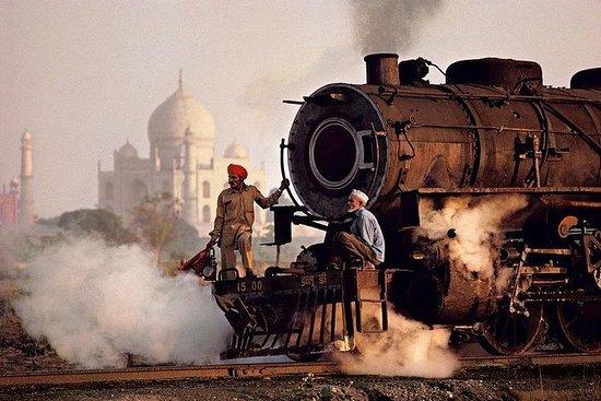 泰姬陵之旅乘火车