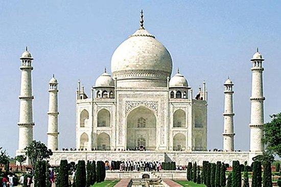德里Agra Dellhi乘坐轿车之旅:同一日游