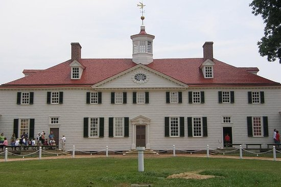 Private Mount Vernon and Arlington...