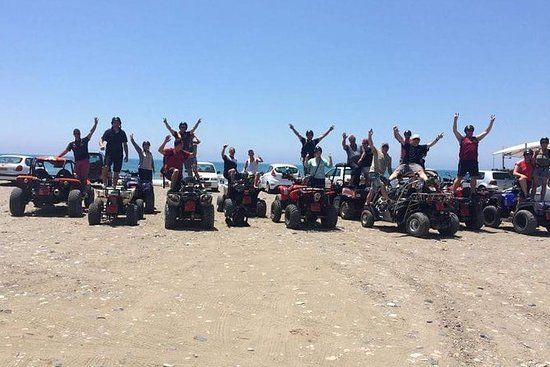 KOURION Quad Safari 3,5 horas