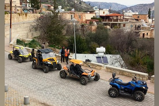 3 timer Village & Mountain Quad / UTV...