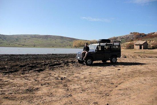 埃特纳火山或Nebrodi 4WD
