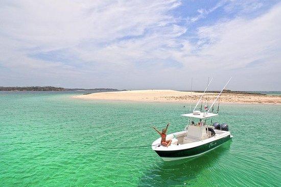 Escursione e spiaggia di pesca