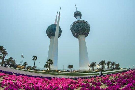 Tour del Kuwait Tower e del Kuwait