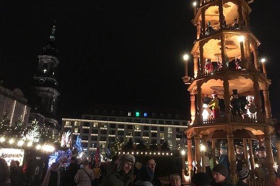 从柏林到德累斯顿和莱比锡圣诞市场的一日游