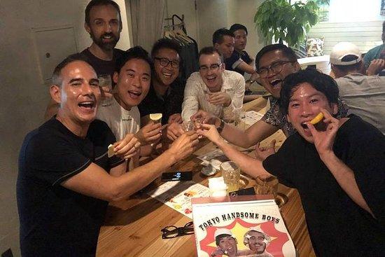 Tokyo Gay Night Tour