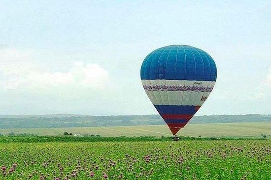 普羅夫迪夫上空的熱氣球之旅