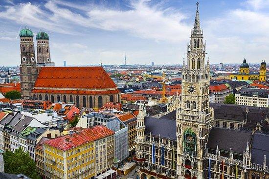 Excursión privada a la ciudad de Múnich...