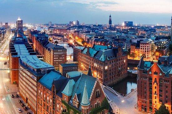 汉堡私人城市之旅,6至45名乘客