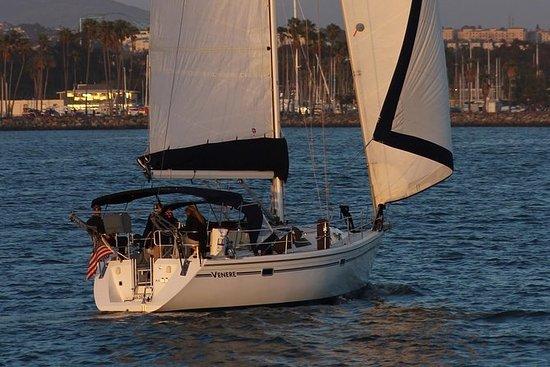 Aventuras de vela privadas com vela