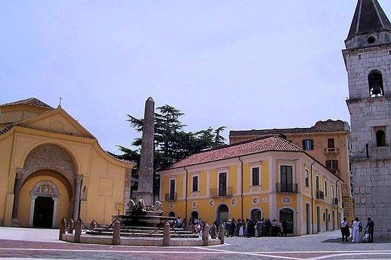 Pietrelcina e Benevento O local de...