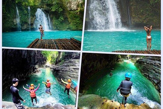 Privat Cebu: Canyoneering og Kawasan Falls Day Tour
