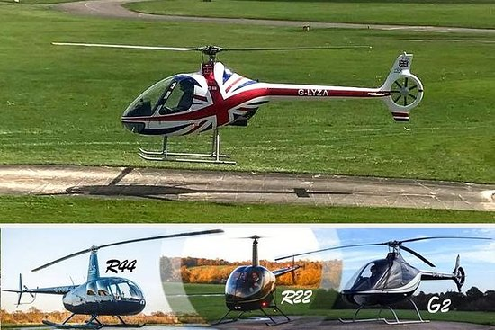 Helicopter Discovery Trial Lesson