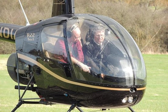 Helicopter Explorer Trial Lesson
