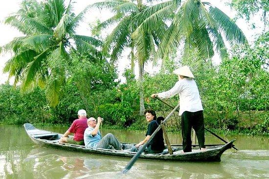 铜池隧道和湄公河三角洲小组1天